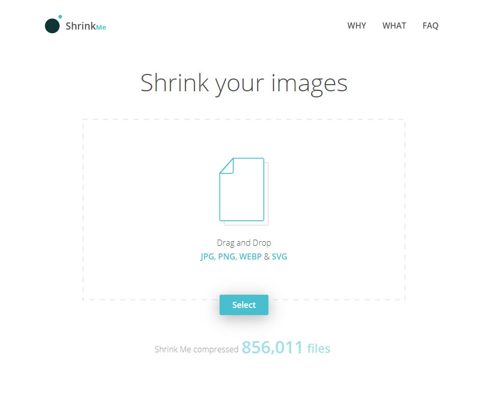 Easy To Use Image Optimizer